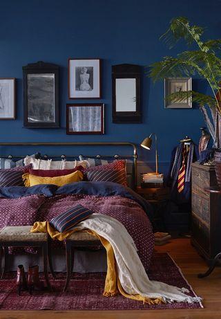 Textil kollektion – designad av Sköna hem i samarbete med Himla | Trendspanarna | Bloglovin'