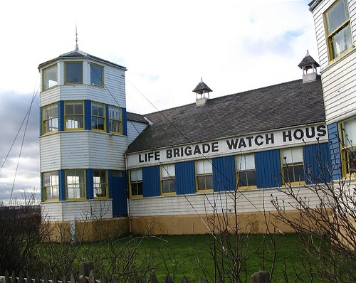 Life Brigade Watch House, Tynemouth 2005