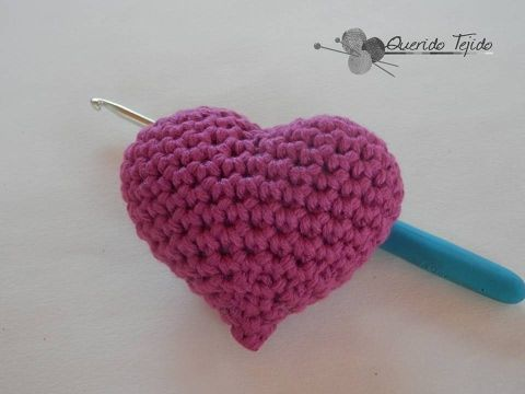Corazon Amigurumi - YouTube