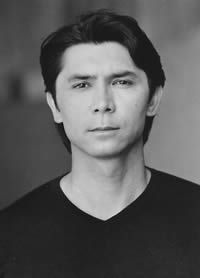 Lou Diamond Phillips  Liked him way back when he played Ritchie Valenz