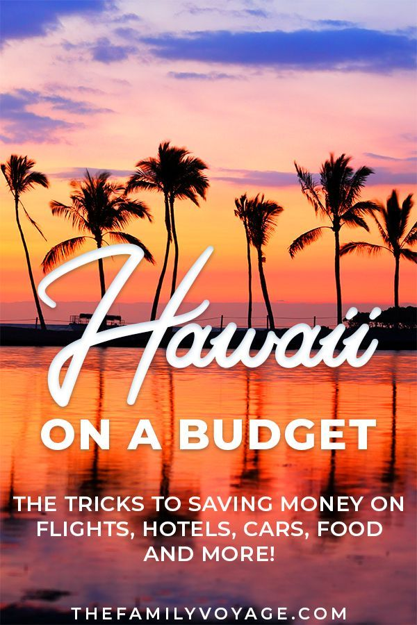 How To Visit Hawaii Without Going Broke Hawaii Travel Visit