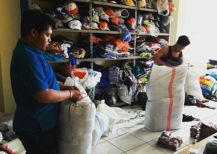 Penjahit topi di Bandung Pengerjaan cepat