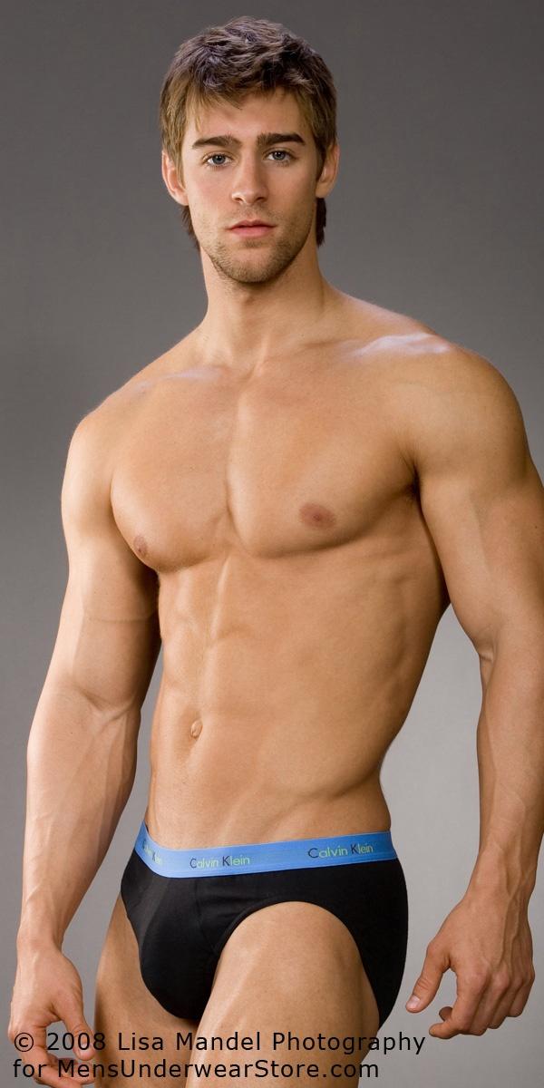 Luke Guldan by Lisa Mandel for Men's Underwear Store ...