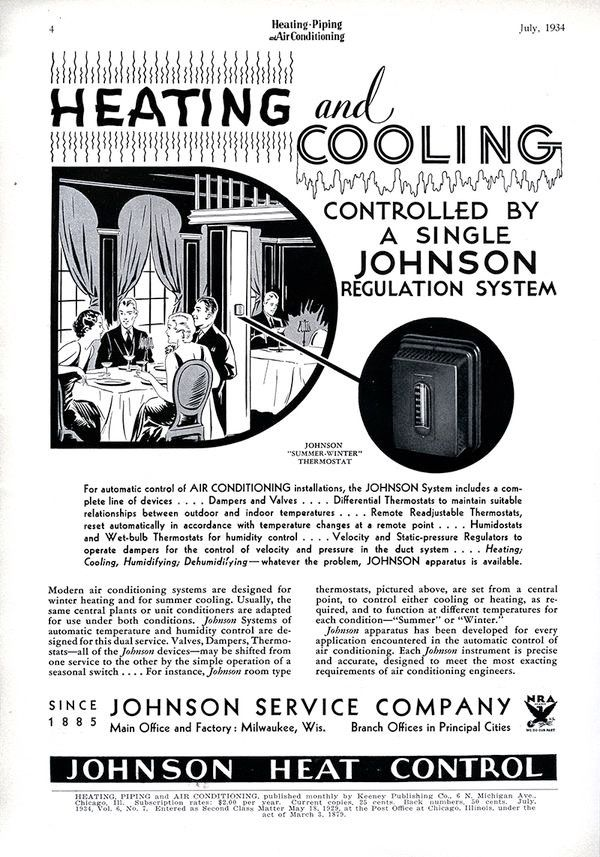Pin By J E Hart On Vintage Ads Heating And Cooling Hvac Air