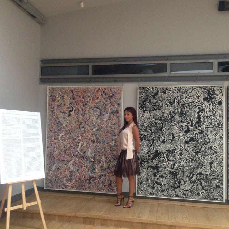 Evgeny Chubarov abstract works