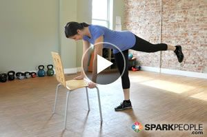 Reshape Your Hips and Thighs in Minutes with This Fun #Workout from @SparkPeople & @Coach, Inc., Inc., Inc., Inc. Nicole | #fitness #exercise #legs #video