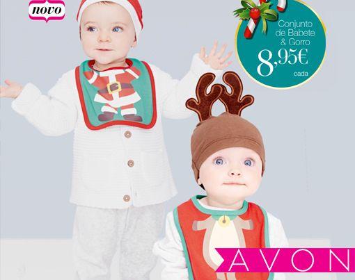 Os bebés vão receber o Natal da maneira mais amorosa...