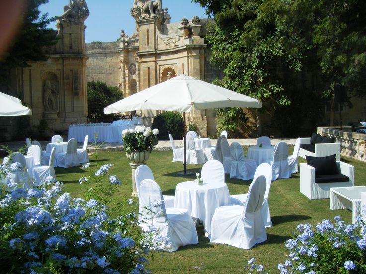 Classical Villa weddings in Malta by The Bridal Consultant