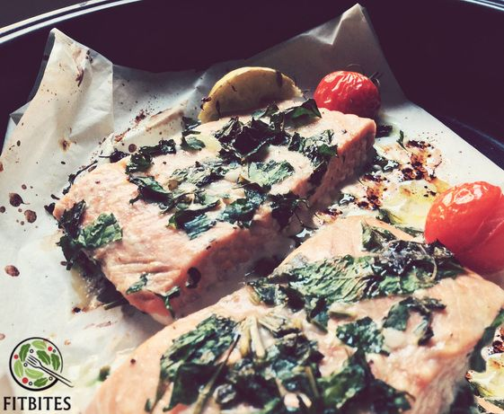 Tired of eating salmon the same way? Use mint! Surprisingly delish!  http://bit.ly/mintybite  #eatforabs #healthyfoodideas #healthylifestyle #foodisfuel #cleaneats #absaremadeinthekitchen #healthyinspiration #strongnotskinny #eathealthy #fitness #healthysnack #healthyfoodshare #instafit #motivation #weightloss #fitnessgirls #nocarbs #salmon #mint