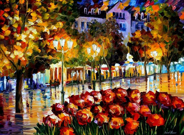THE FLOWERS OF LUXEMBEOURG - PALETTE KNIFE Oil Painting On Canvas By Leonid Afremov http://afremov.com/THE-FLOWERS-OF-LUXEMBEOURG-PALETTE-KNIFE-Oil-Painting-On-Canvas-By-Leonid-Afremov-Size-30-x40.html?utm_source=s-pinterest&utm_medium=/afremov_usa&utm_campaign=ADD-YOUR