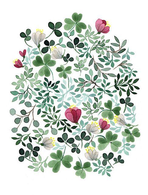 Estampados florales-By Anna Emilia Laitinen