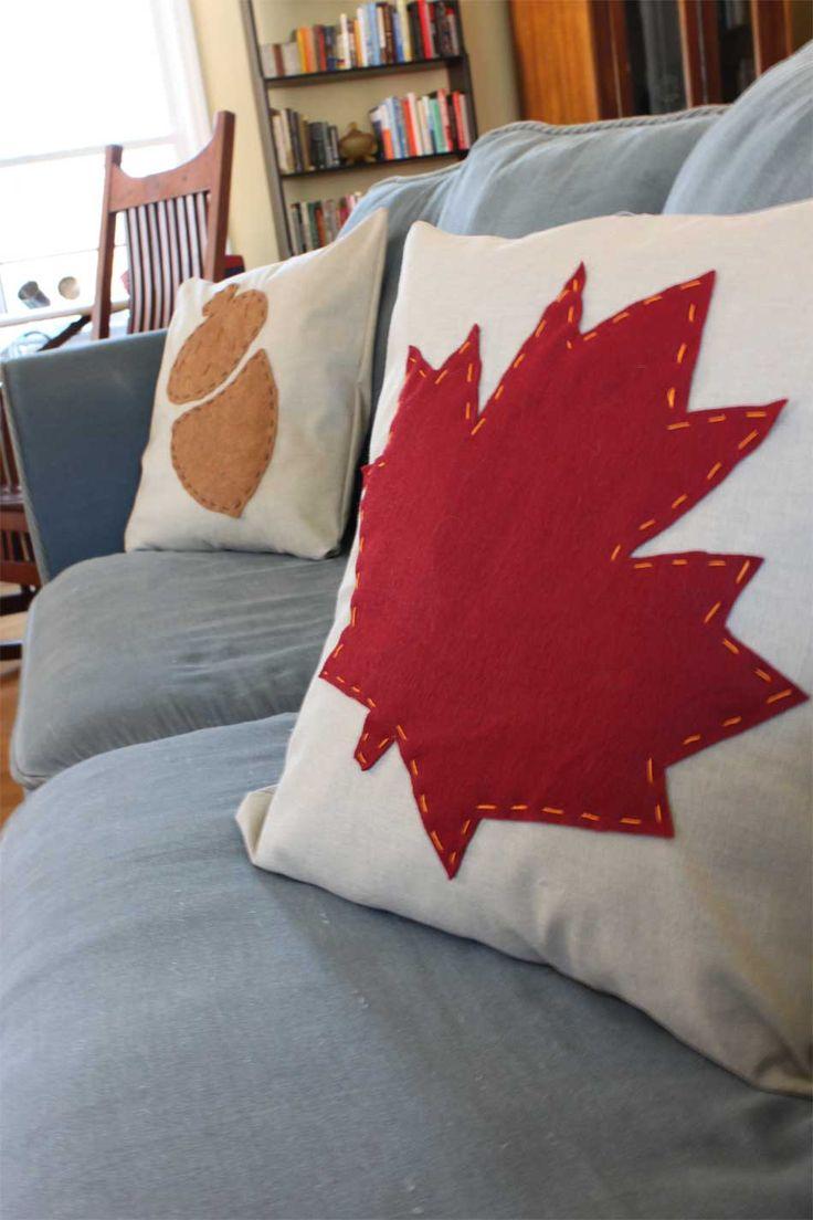 Best 25 Felt Pillow Ideas On Pinterest Felt Flower