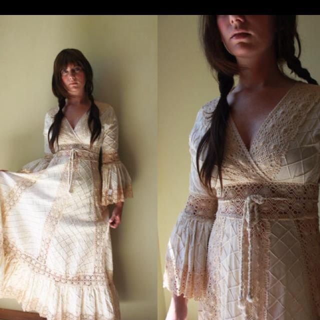 43 best Wedding Dresses/Ideas images on Pinterest   Mexican wedding ...