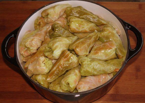 Golubtsi Recipe; A classic Ukrainian food – Голубцы