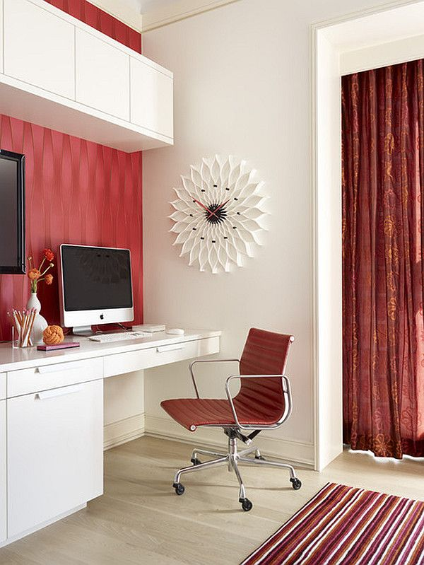 contemporary home office ideas. feminine home office designs and how to pull it off contemporary ideas