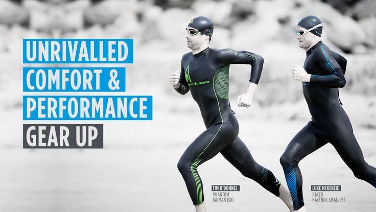 Aqua Sphere - Comfort and Performance