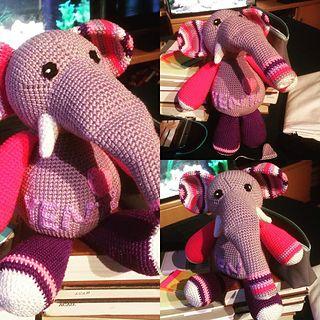 Baby Girl Elephant (Stip & Haak)