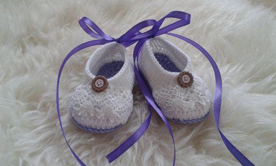 crochet baby shoes, crochet booties, newborn shoes, shower gift, newborn crochet booties, newborn crochet shoe...