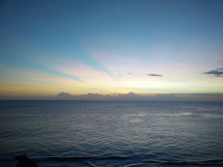 Sunset @ Senggigi Lombok
