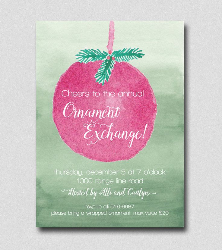 68 Best Ornament Exchange Party Images On Pinterest