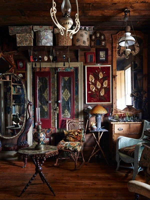 Photos – Eve Wilson, production – Lucy Feagins / The Design Files. This wonderful eclectic home...