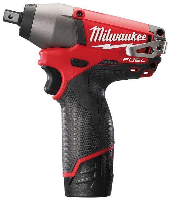 Milwaukee M12 Fuel Brushless 1-2 Impact Wrench