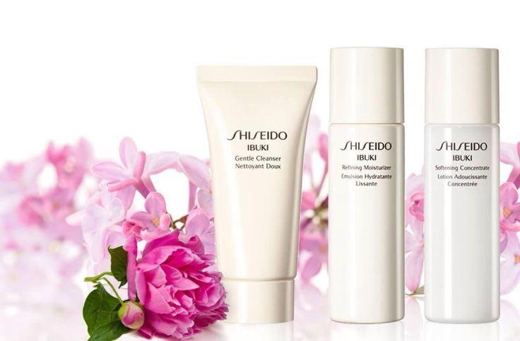 ⭐️COFANETTO SHISEIDO⭐️ Il tuo kit di bellezza a soli €16 #manlioboutique  Il cofanetto è composto da 3 prodotti:  1) Detergente viso - 30ml,  2) Lozione idratante - 30ml,  3) Crema idratante e levigante - 30ml Un trattamento completo per seguire l'esclusiva routine di bellezza Shiseido in 3 fasi #shiseido #skincare #bellezza #ibuki
