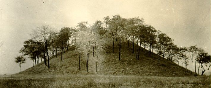 the mound builders of america In most versions of the myth, the moundbuilders were some  overrun and  obliterated by the ancestors of the savage american indians, much.