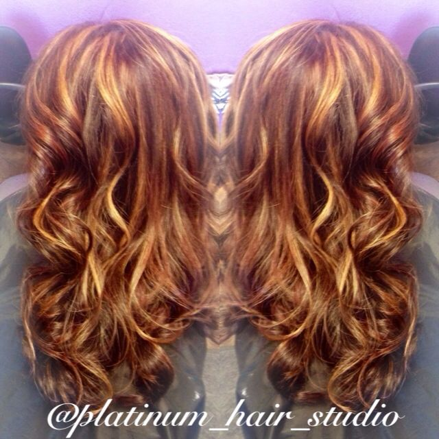 Permalink to Caramel Hair Color