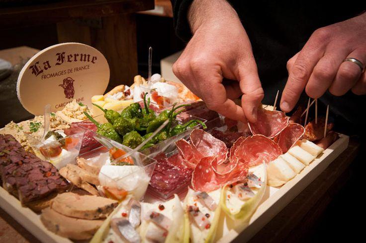 Fromagerie La Ferme, Epicerie fine - Carcassonne - vins, champagnes, cassoulet, foie gras, saumon