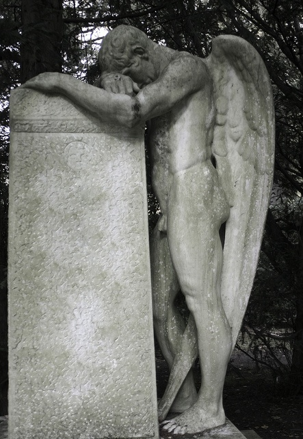 Cemetery Hamburg Ohlsdorf