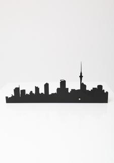 Auckland SkyLine Coat Rack