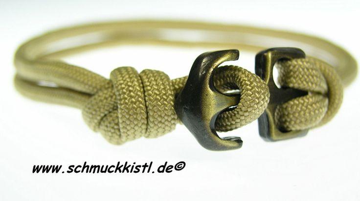 Männerarmband - Geschenk Freund von www.Schmuckkistl.de auf DaWanda
