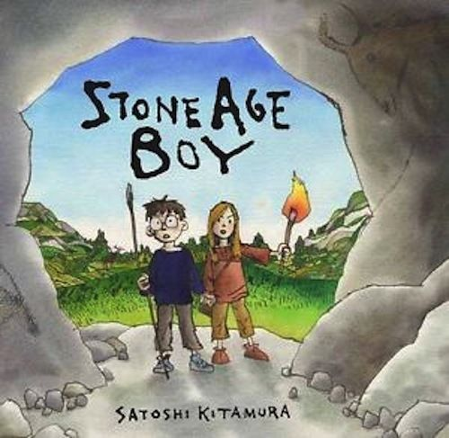 Stone Age Book and Teacher s CD Y3/4