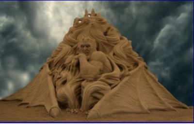 2014 Sculture di sabbia - Festival of Sand Sculputres, July 15-25, 2014, 5 – 11 p.m., in Jesolo, Piazza Torino, Piazza Brescia, and Piazza Nember, about 64 miles east of Vicenza; eleven international artists take part into this special event; they compete in shaping with fine golden sand every kind of artistic figure; no admission fee;   the finished works will be on display until the end of August;  visitors can vote for the best sculpture and enter a raffle to win a vacation in Jesolo.