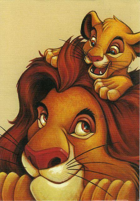 USPS die Kunst der Disney-Freundschafts-Löwe-Kön…