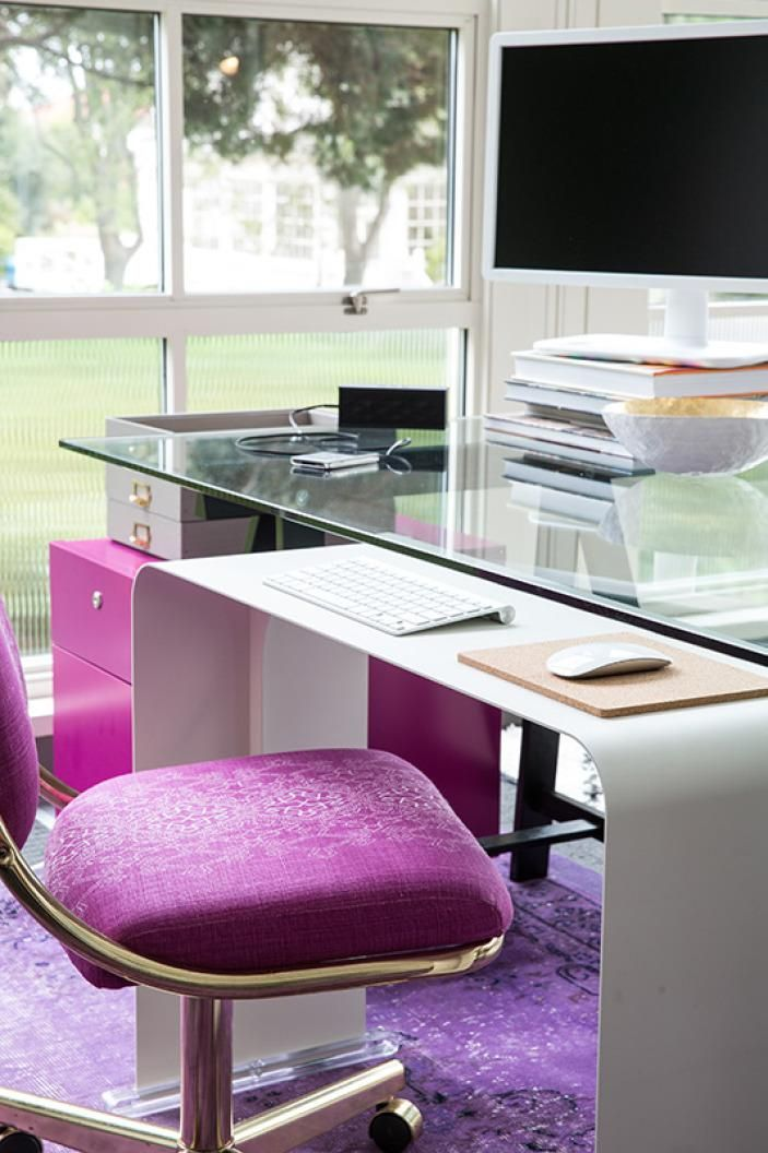 How To Decorate Your Office Space With Color