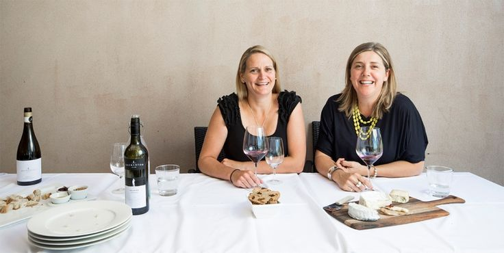 Meet Lucy & Rebecca Willson from Australia's first sister-run winery, @Debbie Dyer Wines   --> http://fabulousladieswinesociety.com/2013/11/lucy-rebecca-willson/