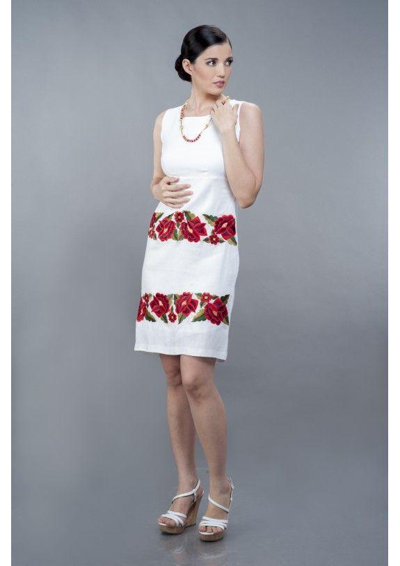 11 Nuevas imágenes de vestidos bordados (11)