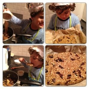 Top Tips for Baking with Children