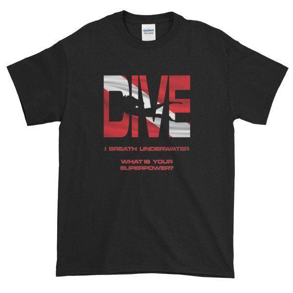 I Breath Underwater T-Shirt