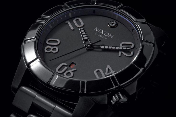 Nixon invoque la Force et lance une série de montres Star Wars - http://www.leshommesmodernes.com/montres-nixon-star-wars/