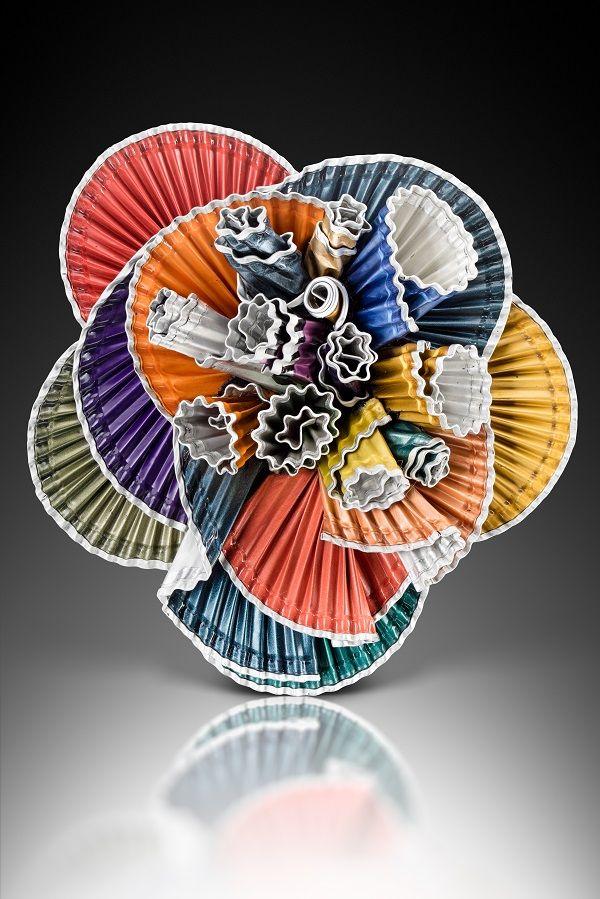 Kathleen Nowak Tucci - recycled nespresso jewelry