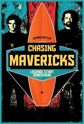 Chasing Mavericks (2012) movie #poster, #tshirt, #mousepad, #movieposters2