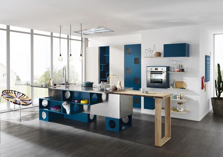 10 besten Mocaki: cucine e mobili di design per chi ama i gatti ...