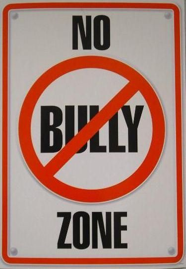 bullying quotes | Bullying Quotes For School - No bully zone - Peg It Board