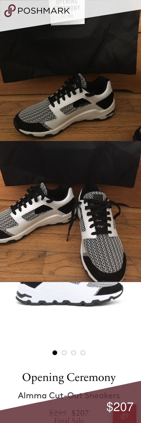 Opening Ceremony Sneakers Received as a gift but I'd rather sell than have expensive sneakers. Opening Ceremony Shoes Athletic Shoes