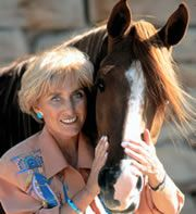 Linda Tellington-Jones  Tellington Ttouch Training
