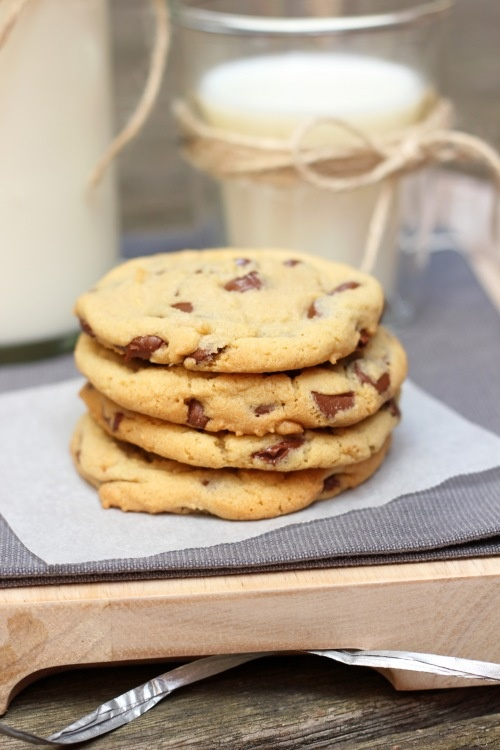 New York Times Chocolate Chip Cookies (Revisited)