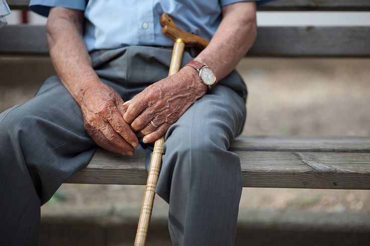 Tens of millions of adults are chronically lonely, which has deleterious impacts on aging. Photo by brunella fratini/via Adobe